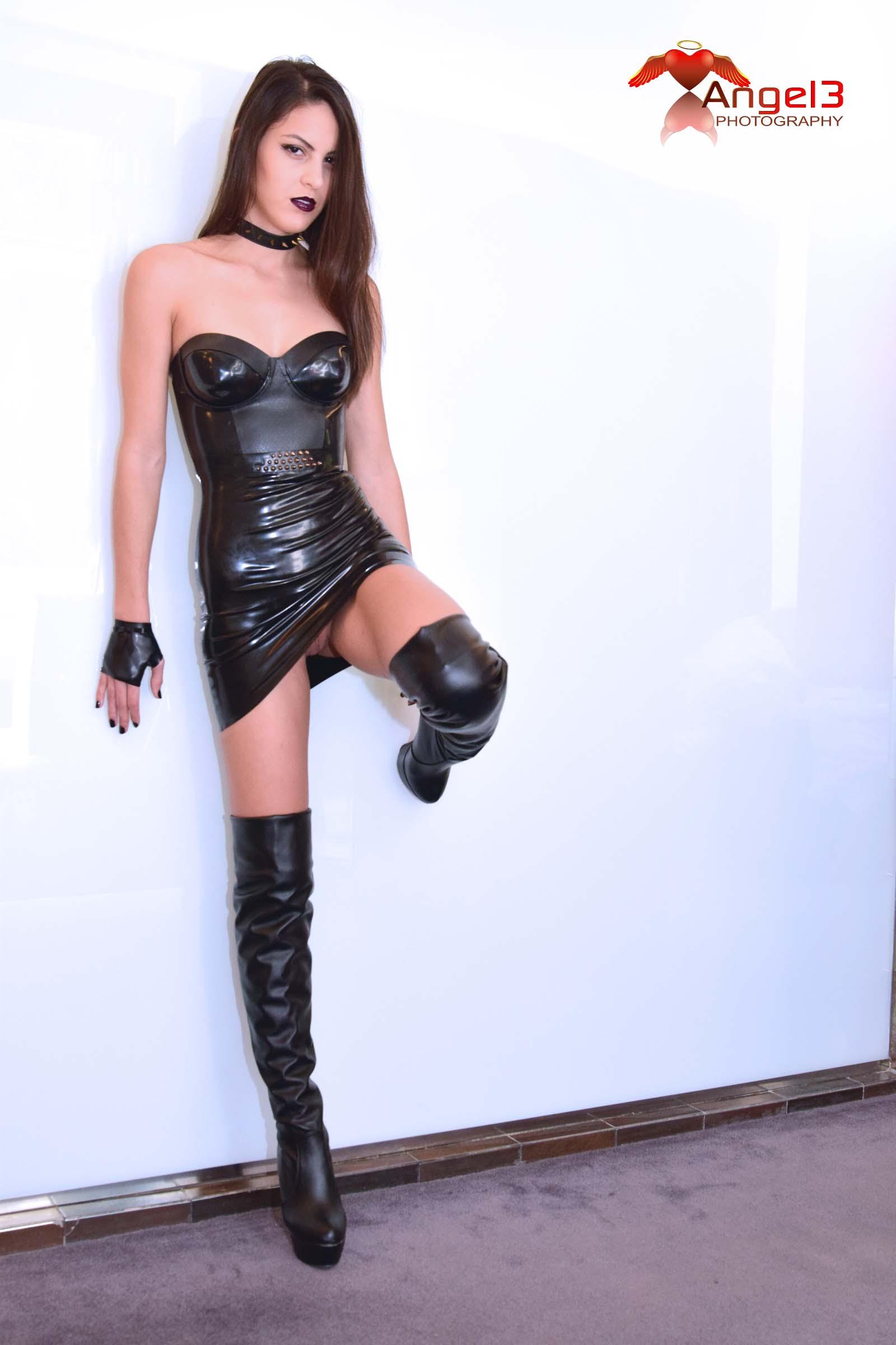 Carolina Abril Mistress - Angel3